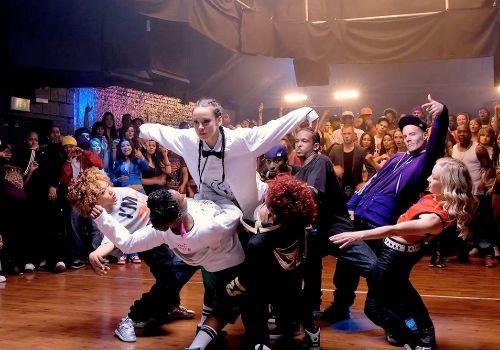 Уличные танцы 3д