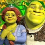 Фиона и Шрек